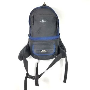 Samsonite Trekking Bag Backpack Camera Case Black